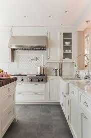floor ideas for kitchen kitchen floors with white cabinets donatz info