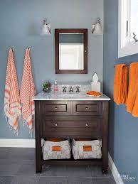 Bathroom Paint Schemes Best 25 Blue Brown Bathroom Ideas On Pinterest Bathroom Color