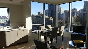 curtain rises on 40 story premiere on pine luxury apartment tower