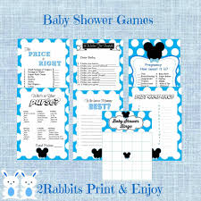 games for boys baby shower games printable animal match game