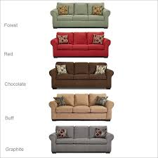 Simmons Sofa Reviews by 1640 Flat Suede Loveseat By Simmons Upholstery And Casegoods 1640