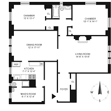 Floor Plans For Real Estate Apartment Room Count Nyc Blog Estate New York City Real Estate