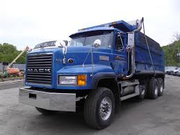 used mack trucks 1996 mack cl713 tri axle dump truck for sale by arthur trovei