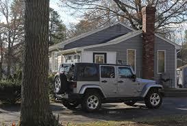 police jeep wrangler police investigate explosion outside principal u0027s blackstone home