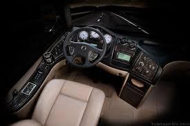 Luxury Rv Floor Plans by Luxury Rv Rear Diesel Cockpit Dash Tag Axle 450hp2 Homeonthemove