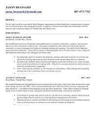 Rbc Resume Jason Brassard Linkedin Resume