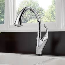 Leland Kitchen Faucet by Kitchen Delta Leland Kitchen Faucet Kraus Sinks Black Kitchen