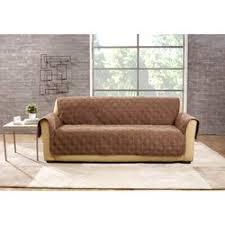 Surefit Sofa Covers by Sure Fit Deluxe Box Cushion Sofa Slipcover U0026 Reviews Wayfair