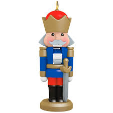 teensy nutcracker mini ornament keepsake ornaments hallmark