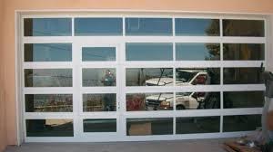 commercial aluminum glass doors model 3295 glass garage doors from c h i overhead doors www