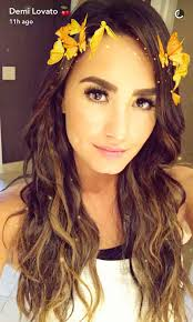 snap hair demi lovato s new hair is for what s left of the summer