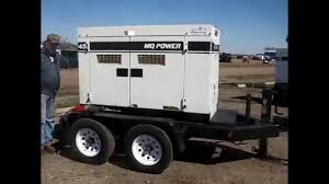 kw for sale 2006 mq whisperwatt 45 generator for sale sold at auction april