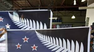 New Zealand Stars On Flag New Zealand Picks New Flag Design To Challenge Current Flag