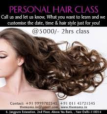 Make Up Classes For Beginners Personal Hair Class Masters Academy Of Makeup Art In New Delhi