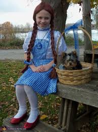Dorthy Halloween Costumes U0027s Dorothy Toto Halloween Costume Photo 2 4