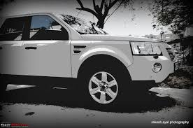 pajero land rover land rover freelander2 the first on the forum team bhp