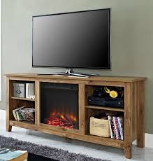 electric fireplace media center youtube