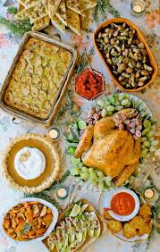 a thanksgiving potluck to remember avey