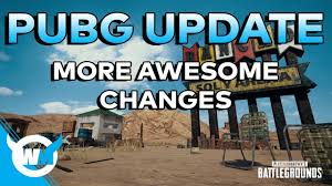pubg 3d replay pubg update new ads changes 3d replays win94 buffs bug fixes