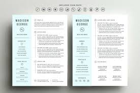 resume template indesign resume templates indesign roundup 5 clean and creative resume