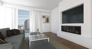 buy a heatmaster seamless landscape fireplace in melbourne