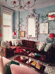 stunning interiors for the home best 25 vintage interior design ideas on floral