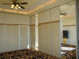 Retractable Room Divider Accordion Room Divider Divider Awesome Retractable Room Divider