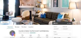 friends apartment cost let u0027s see what houston rentals on airbnb cost during the super bowl
