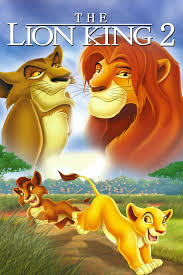 film hindi lion the lion king two simba s pride i wish i could tell this movie to