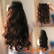 jual hair clip jual hair clip extension curly rambut palsu high quality hair