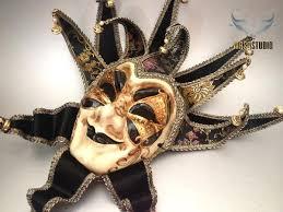 jester mask jolly jester masks masquerade mask studio