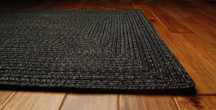 Durable Outdoor Rug Black Outdurable Outdoor Rug By Homespice