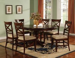 Pedestal Tables And Chairs Topaz Pedestal Table Dtc2486 Dining Tables From Winners Only