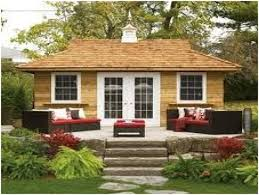backyard cottage backyards compact small backyard guest house ideas mother in law