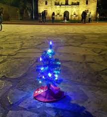 downtown san antonio christmas lights why some are not so merry about city s new christmas tree spot san