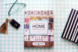 complete book home organization a giveaway simply