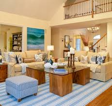 Best Beach Themed Living Room Ideas On Pinterest Nautical - Ideas of decorating a living room