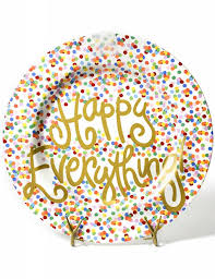 happy everything plate toss happy everything big platter heads up boutique