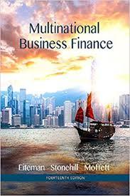 Universities As Multinational Enterprises The Multinational Multinational Business Finance 14th Edition Pearson Series In