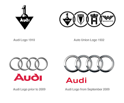 what does audi stand for what logo shapes part 1 the circle cheers creative