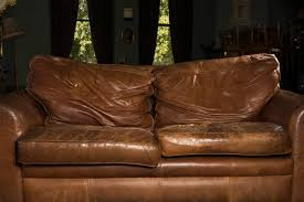 Leather Sofa Cushions How To Replace A Leather Sofa Cushion Hunker