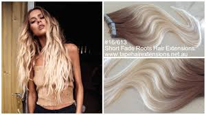 goldie locks clip in hair extensions 18 613 fade roots hair extensions ash to light