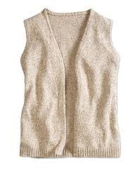 white wool sweater open front ragg wool sweater vest