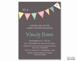 baby shower invitation paloma paper designs