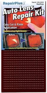 how much to fix a tail light amazon com auto lens tail light repair kit red automotive