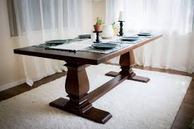 12 Foot Dining Room Tables Wood Artist Creates A Sense Of Permanence Arts And Entertainment