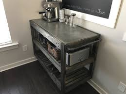 custom built kitchen island jordans workshop