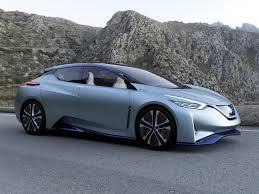 new nissan concept nissan ids concept autonomous 60 kwh next gen leaf video