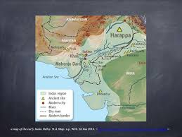 Ancient India Map Worksheet by Indus Valley Grace Steve A Map Of The Early Indus Valley N D