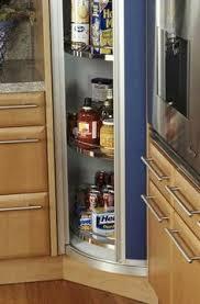 CornerKitchenPantryCabinetsIdeas Home Pinterest Corner - Kitchen corner pantry cabinet